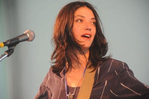 Sharon Van Etten. Image by Weekly Dig.