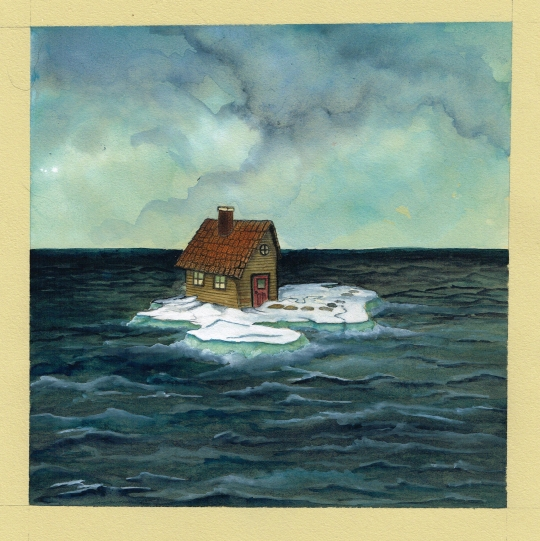 Hilary Yarbrough--Ice Floe