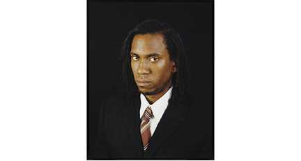 Rashid Johnson Self Portrait