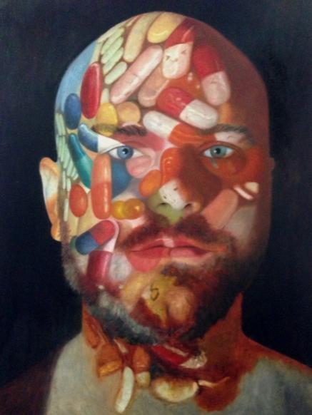 """""""Troche"""", Oil on canvas"""
