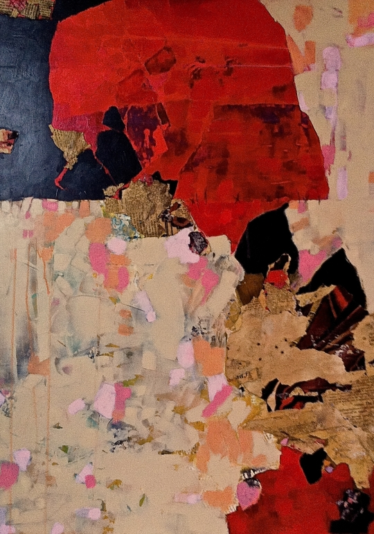Patti Agapi Mixed Media 5