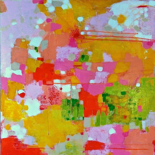 Patti Agapi Paintings 1
