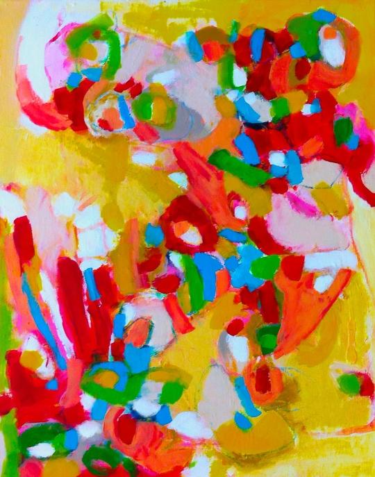 Patti Agapi Paintings 3