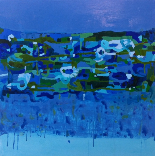 Patti Agapi Paintings 4