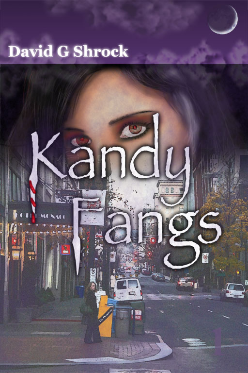 Kandy Fangs (1) book cover