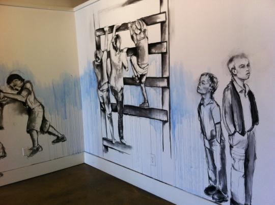Rough Housing, Artfields, Lake City, SC