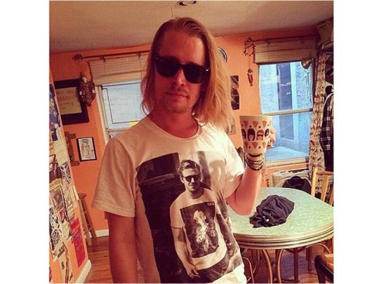 Macaulay Culkin http://www.people.com/article/macaulay-culkin-wears-tshirt-ryan-gosling-wearing-macaulay-culkin-tshirt