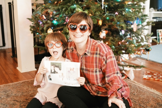 Pop heaven: Iz gets Taylor Swift tickets for Christmas