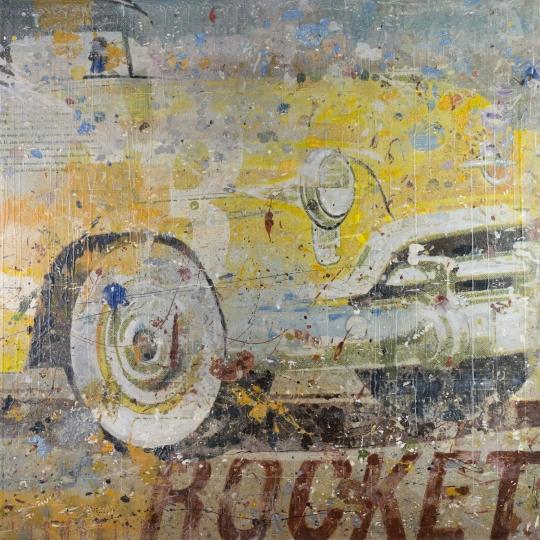 Rocket II 48x48