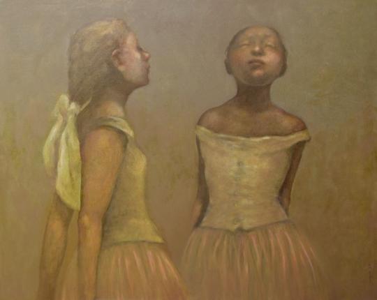Homage a Degas I
