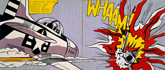 Whaam-Lichtenstein