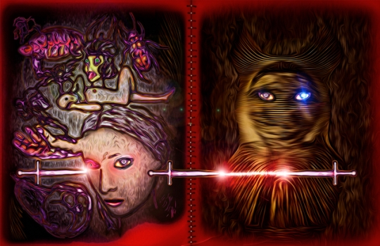 Artsexcreations-Fantasy and Reality