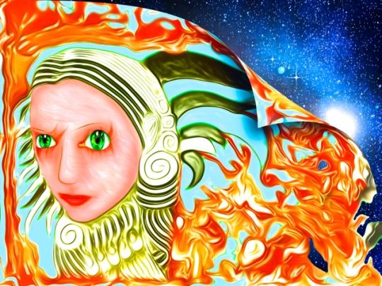 Priestess of the Heavens