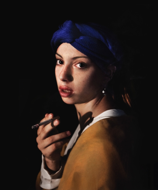 David Giovannetti-Girl with a Pearl Earring