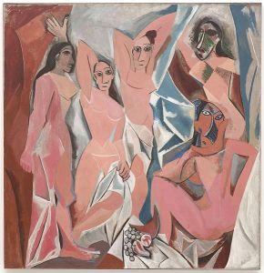 Picasso-Les_Demoiselles_d'Avignon
