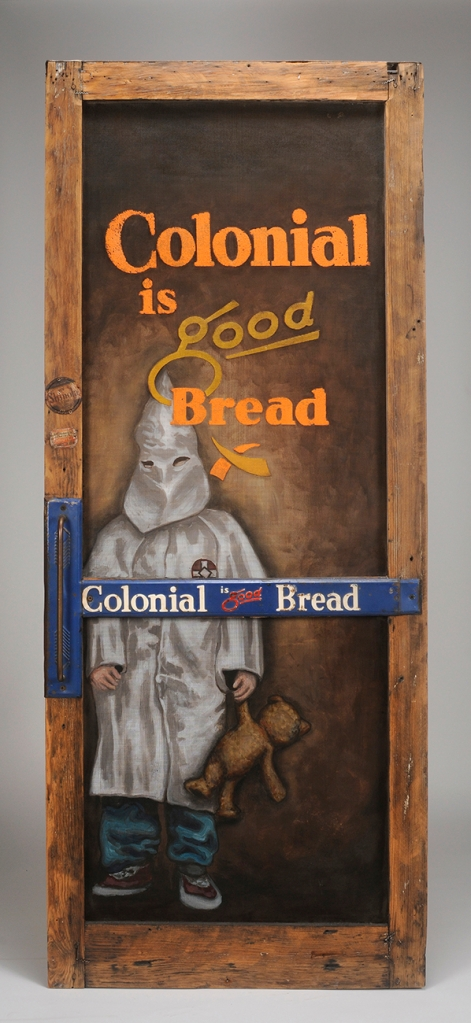 V.L. Cox-End Hate series-WhiteBread