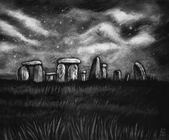 Evre Başak-12-Stonehenge